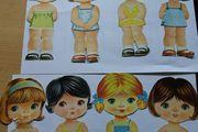 Sjećate li se ovih papirnatih lutkica iz osamdesetih?