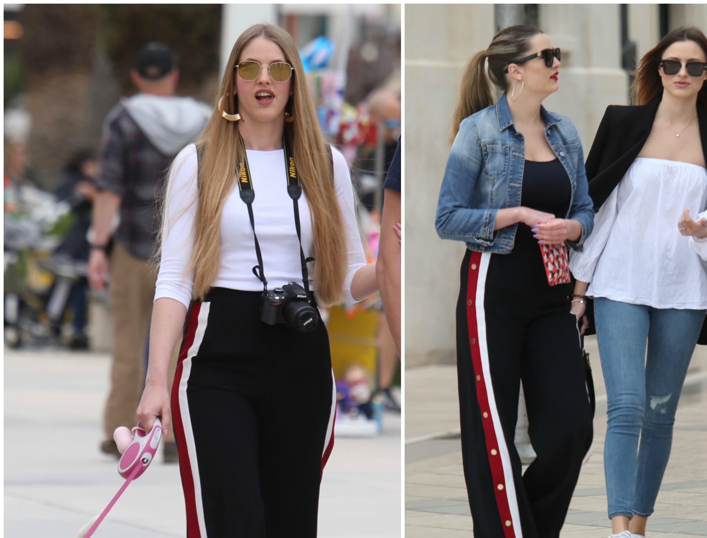 Dvije Splićanke i jedne hlače kojih je mnogima dosta: Koja ih ljepotica bolje nosi?