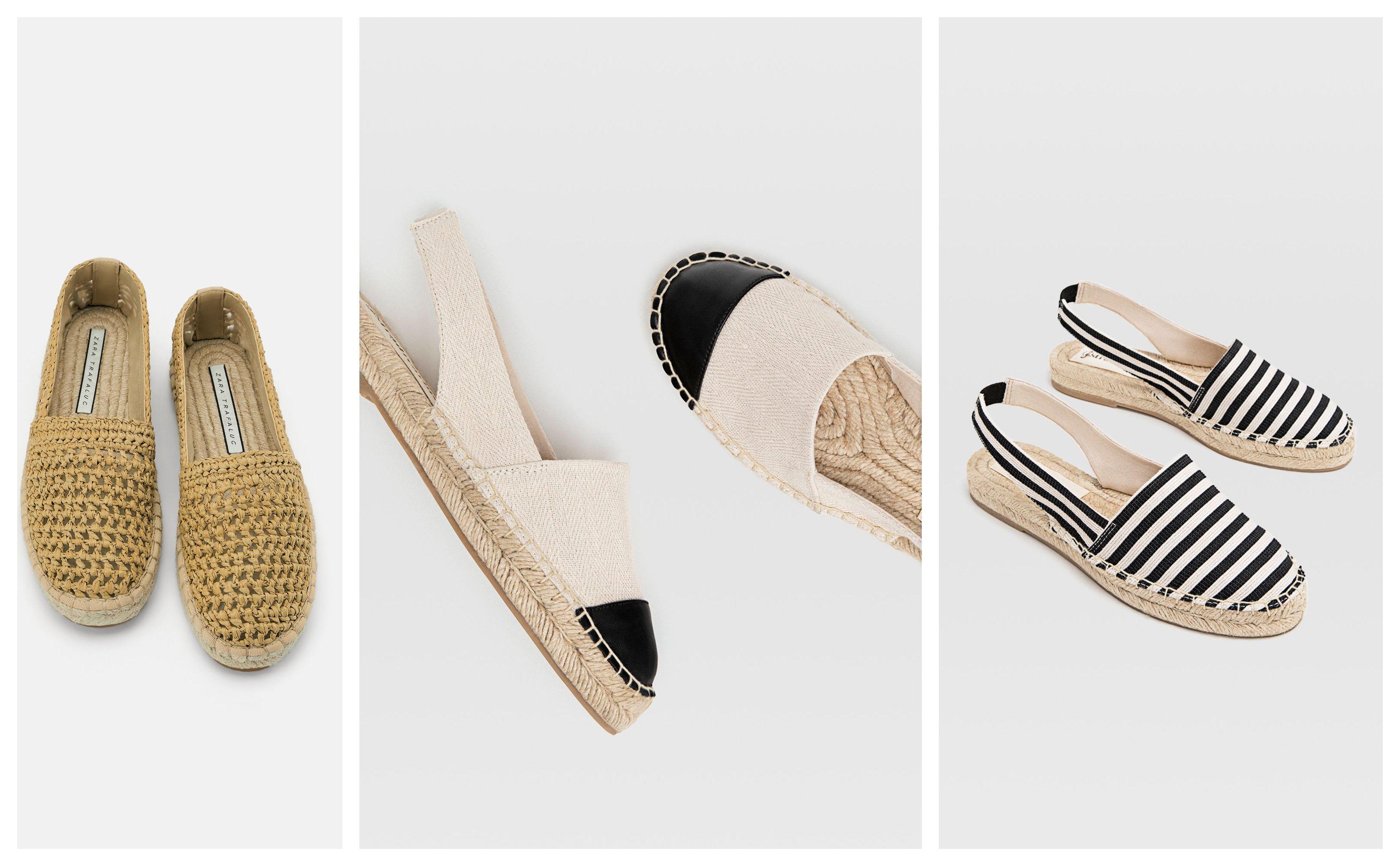 Espadrile će zauvijek biti najpopularniji model ljetne obuće: Pogledajte izbor iz dućana