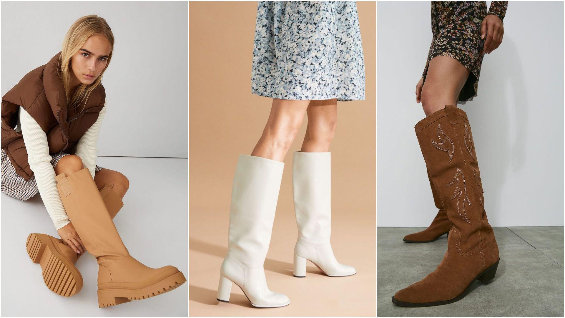 38 modela čizama do koljena za sve stilove: Pašu uz haljine, suknje i traperice