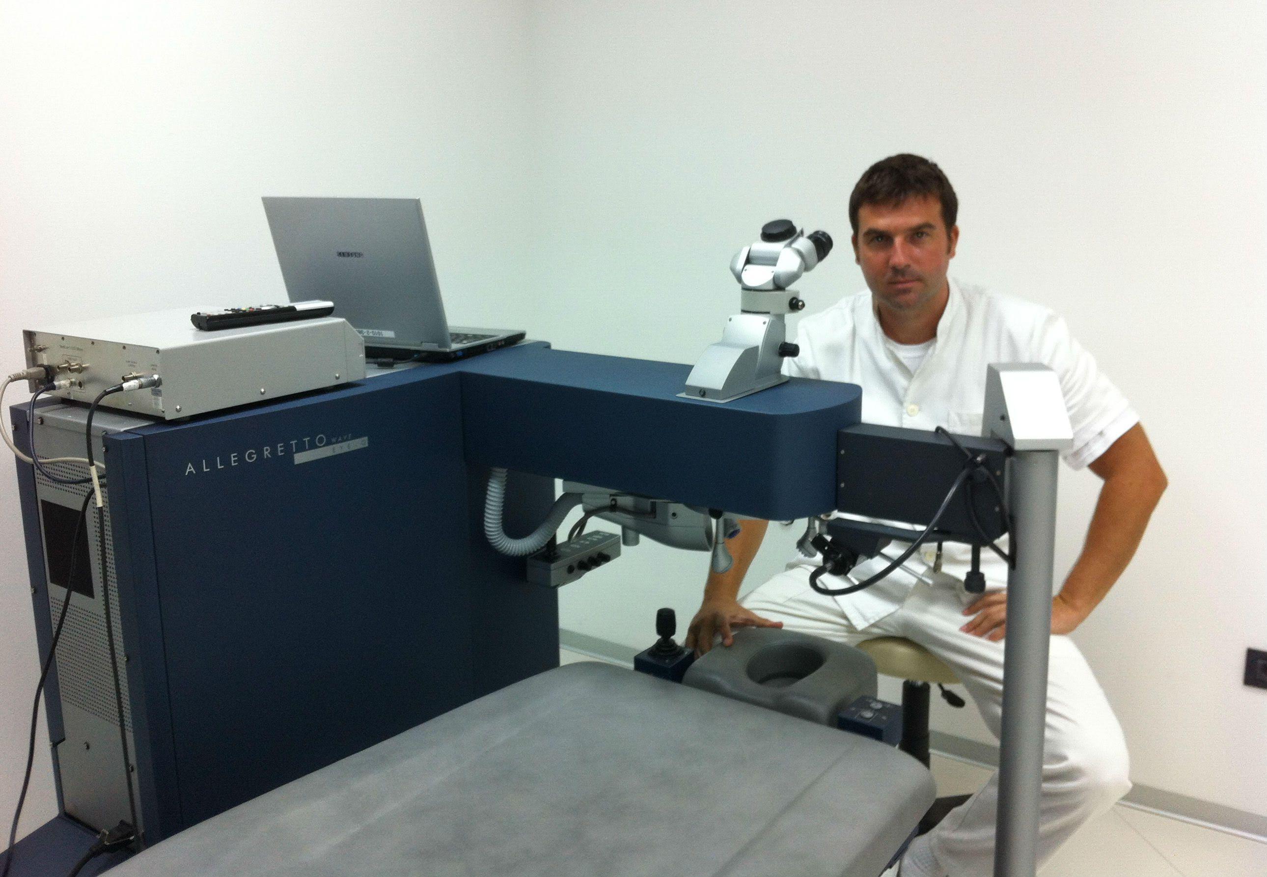 Najsigurnija metoda laserske korekcije vida je u Knezović Vision Groupu