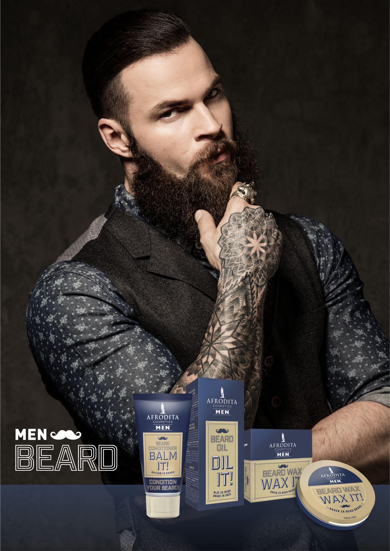Noviteti za muškarce povodom Movembera