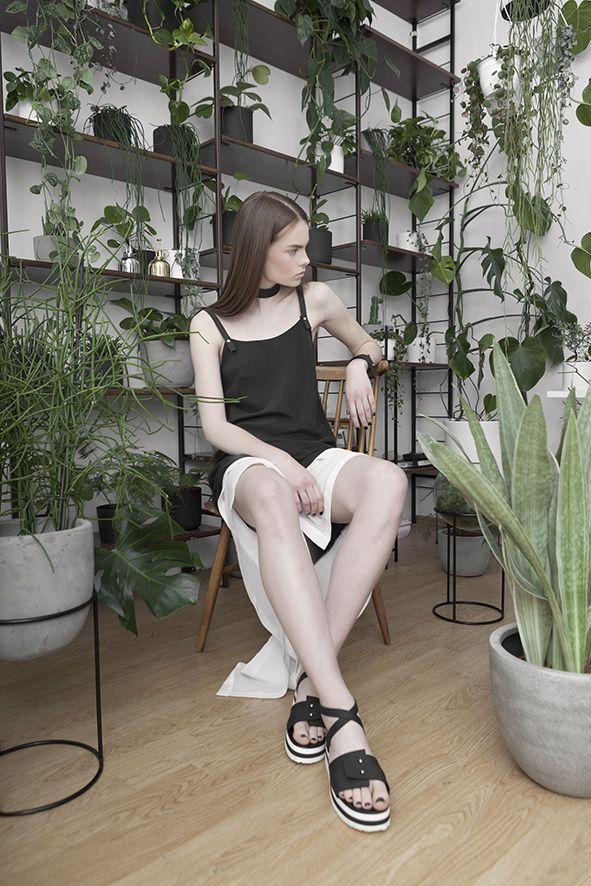 """Sklad kontrasta u novoj kolekciji odjeće """"Shibui"""" Ane Marie Ricov"""
