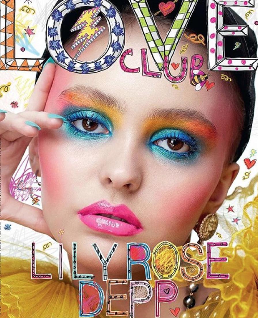 Šarena naslovnica Love magazina krije poznato lice