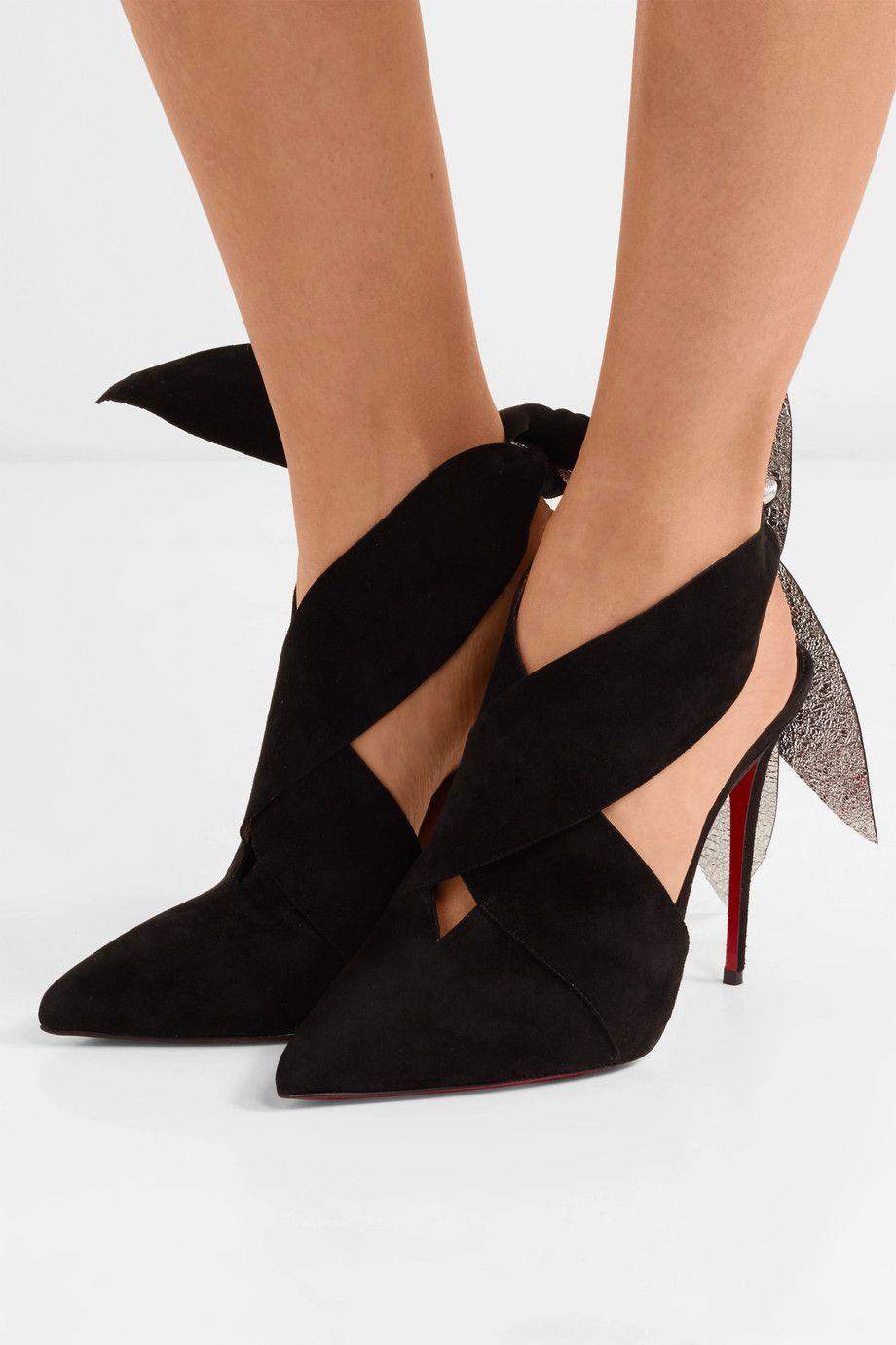 Top 10 najprodavanijih dizajnerskih cipela su - crne! Naravno!