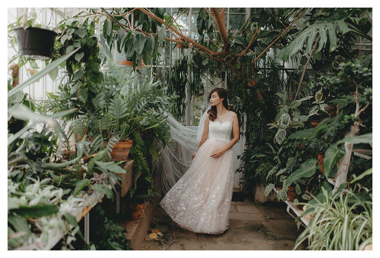 """Sandra Haddad vjenčanice u romantičnoj bajci """"Vjerujete li u vile?"""""""