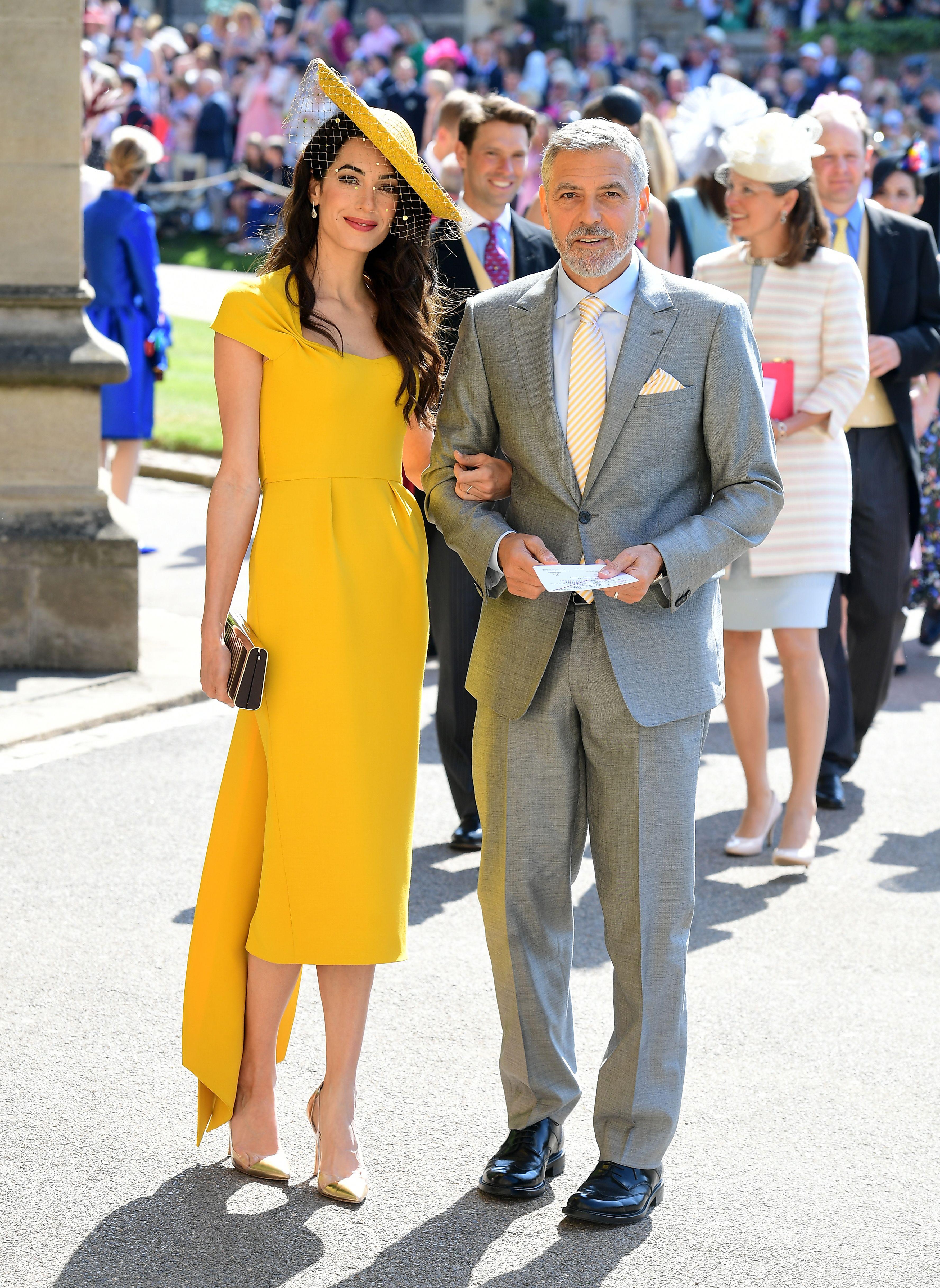 Amal Clooney, Victoria Beckham, Pippa Middleton... Uzvanice na kraljevskom vjenčanju izgledaju spektakularno!