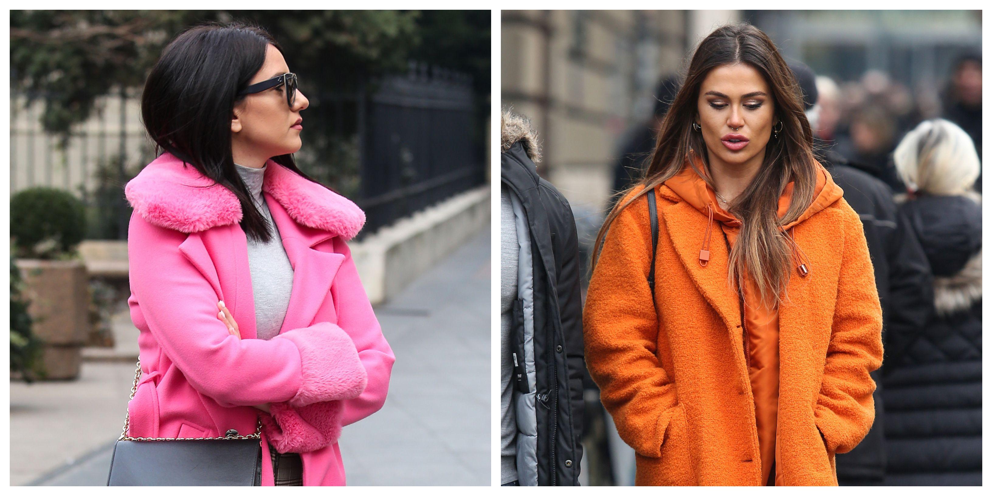 Kaputi u jarkim bojama zavladali zagrebačkom špicom, a dvije zgodne brinete znaju kako ih nositi