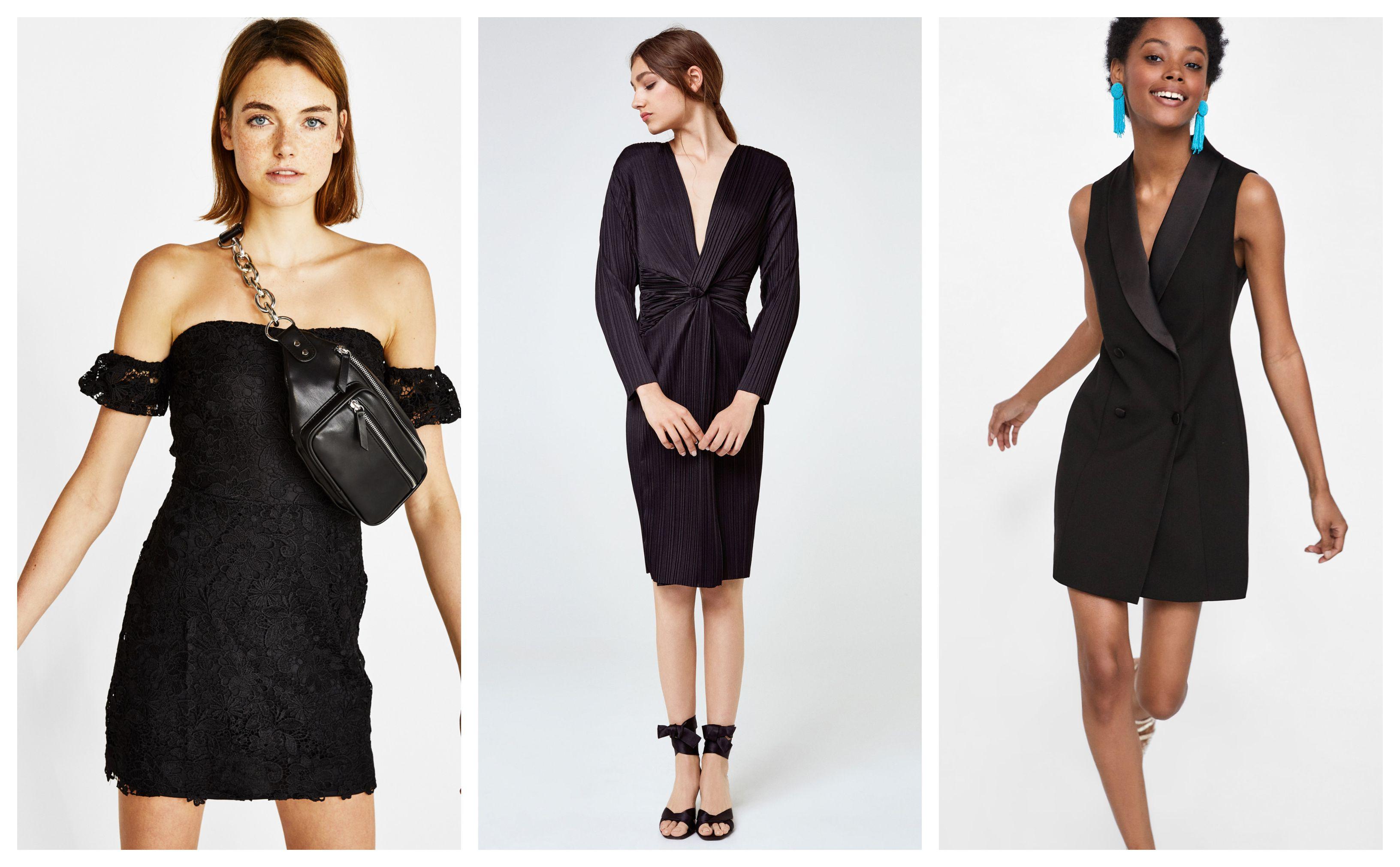 Mala crna haljina za ljeto? Zašto ne!