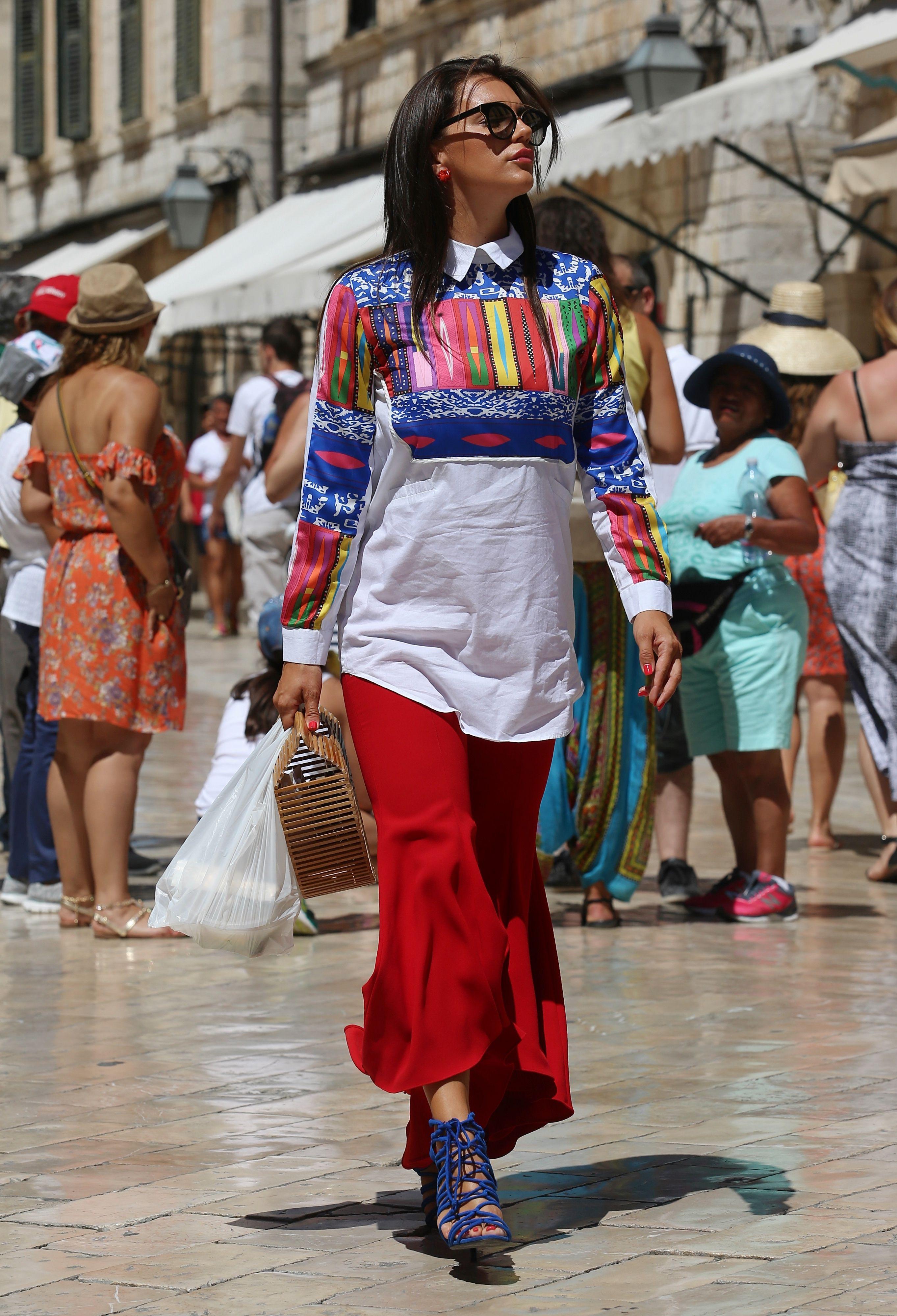 Dubrovačke špicerice očitale modnu lekciju zagebačkim trendsetericama