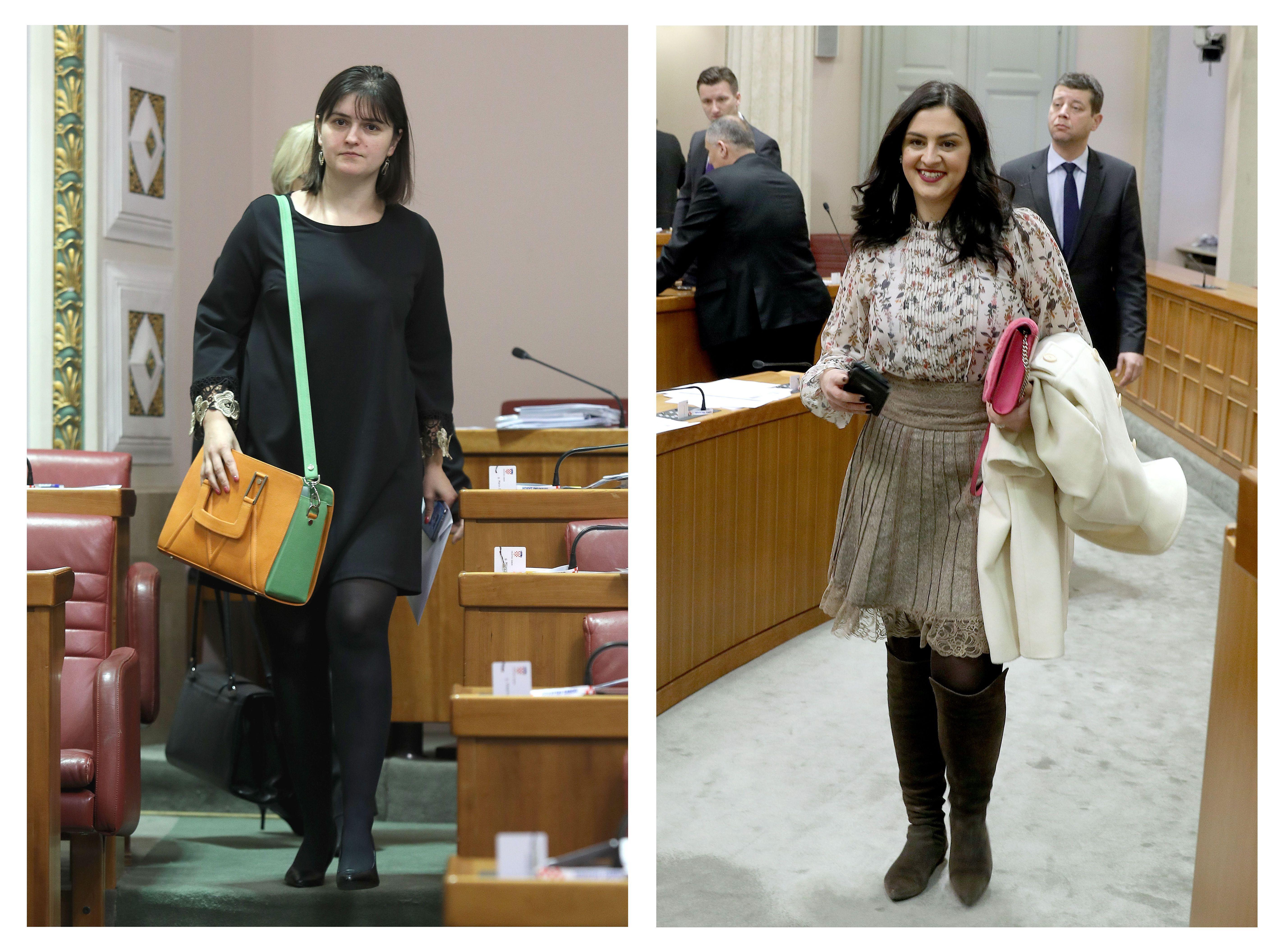 Koja zastupnica ima bolju torbicu?