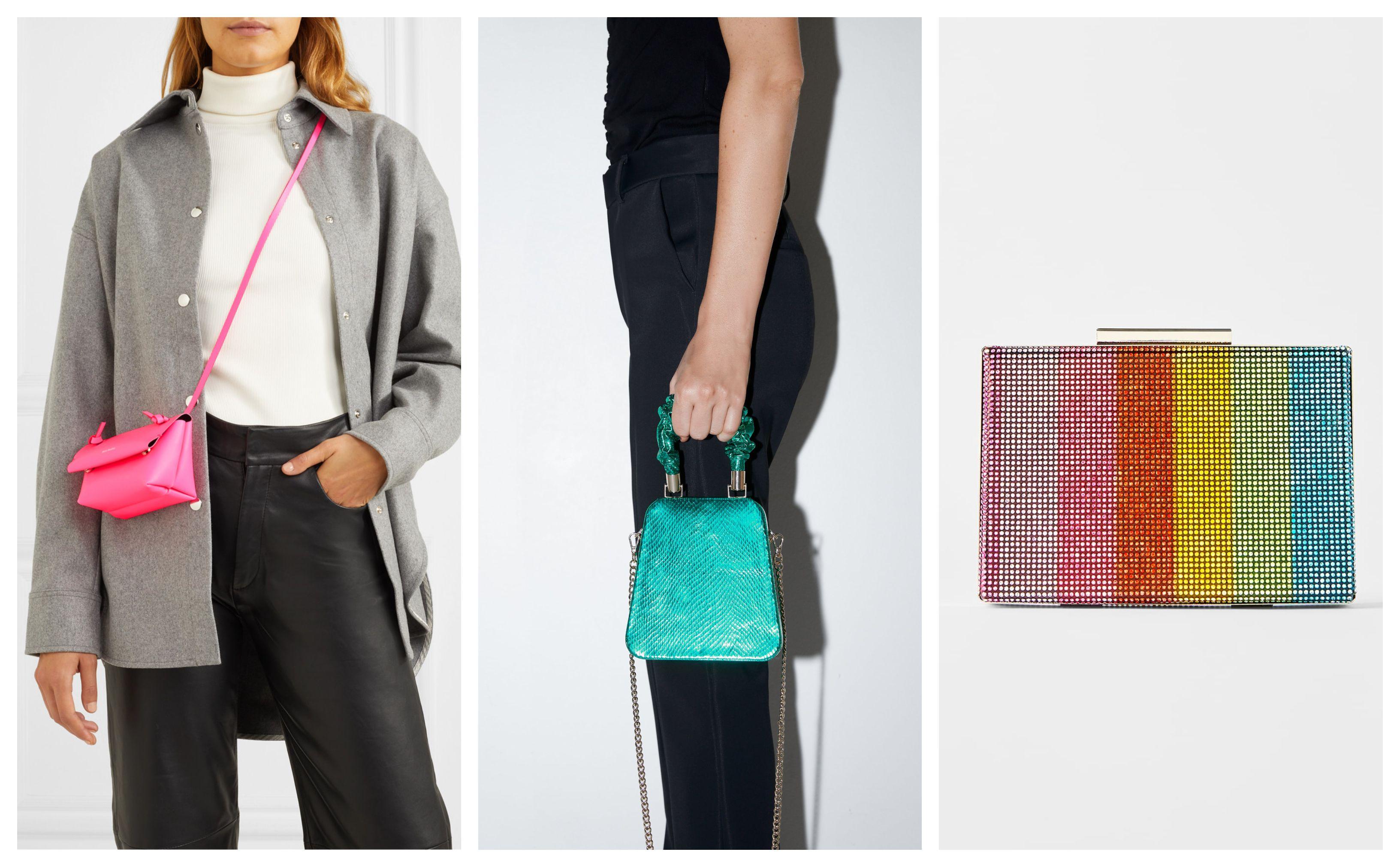 Jesen kaže: Ove sezone nose se torbice u boji! Izabrali smo neke iz dućana