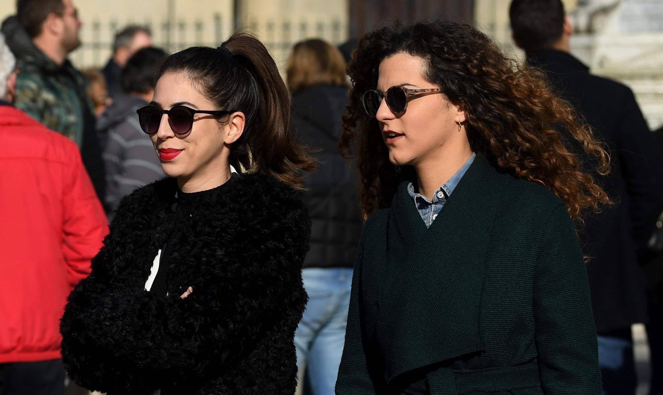 Inspirirajte se njima: Ove dvije stylish djevojke znaju koji su hit zimski komadi