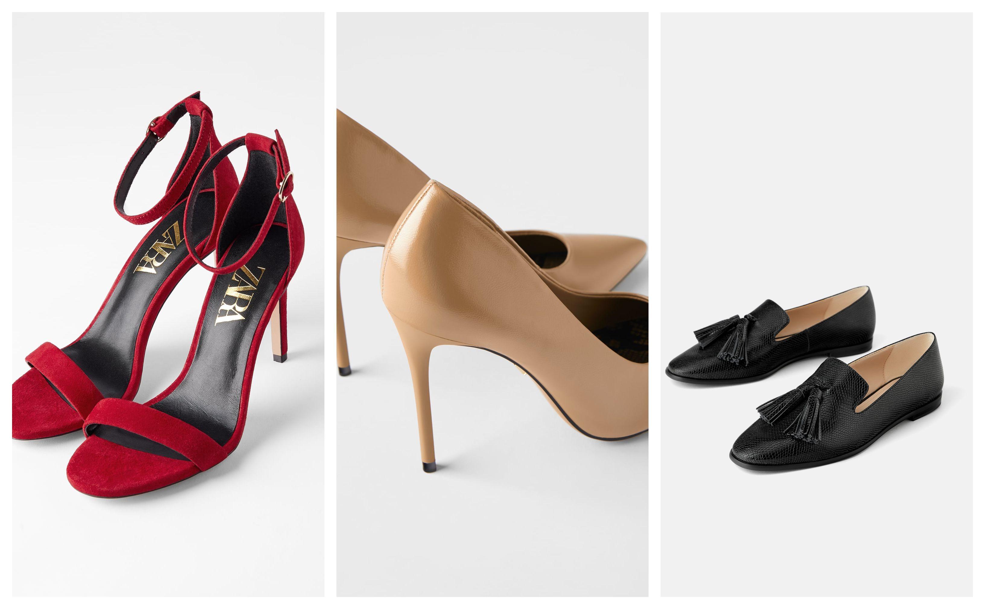 Zara ima cijelu jednu kolekciju cipela za povratak u ured: Pogledajte najljepše