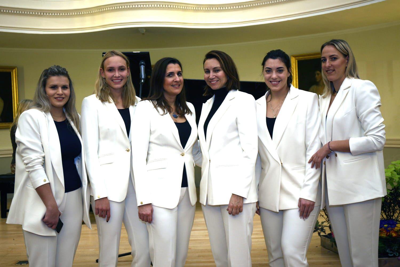 Malo drugačije izdanje: Pogledajte kako našim tenisačicama savršeno stoji bijelo od glave do pete