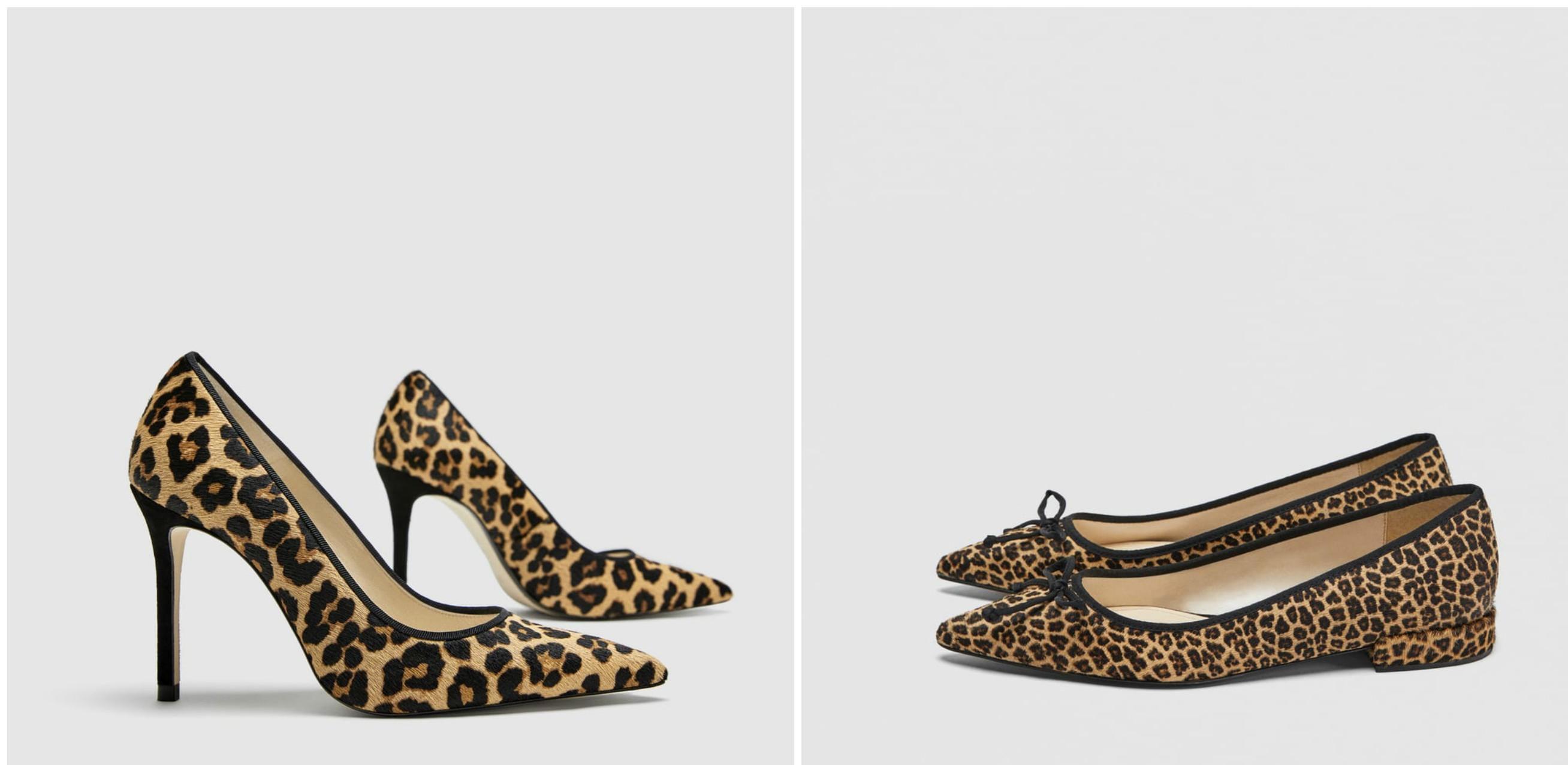 Cipele životinjskog uzorka apsolutni su hit - izabrali smo najljepše iz Zarine ponude