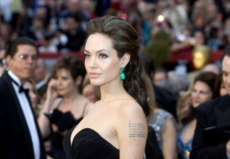Analiza stila: Angelina Jolie