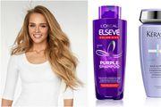 Čarobni šamponi već od tridesetak kuna koji plavoj kosi pomažu očuvati njezinu boju i sjaj