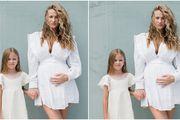 Izabel Kovačić fotografijom konačno potvrdila trudnoću; pozirala za novu kampanju svojeg brenda Lunilou