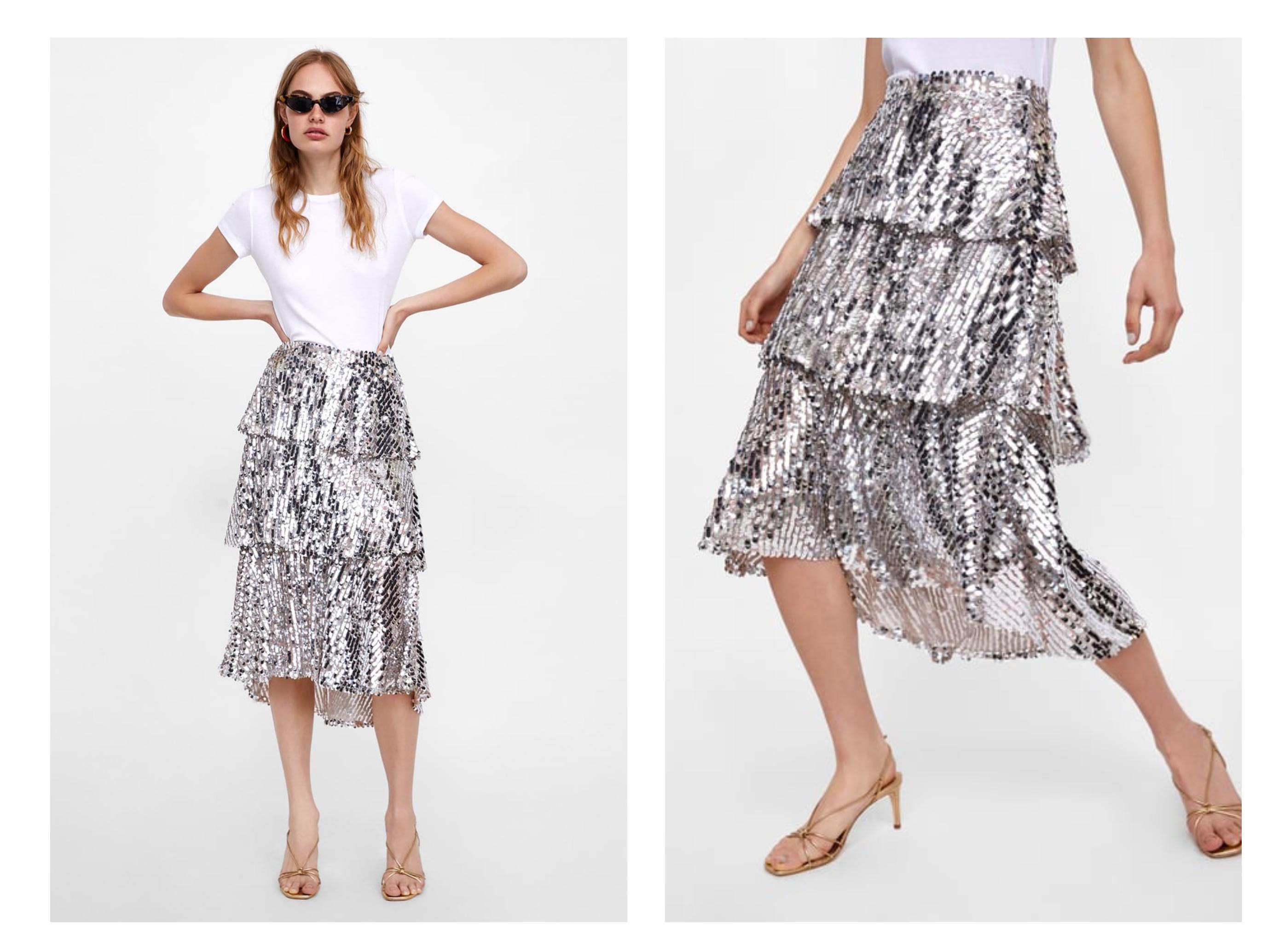 Nikad dosta šljokica! Ova Zarina suknja je SVE što želimo ovog ljeta!