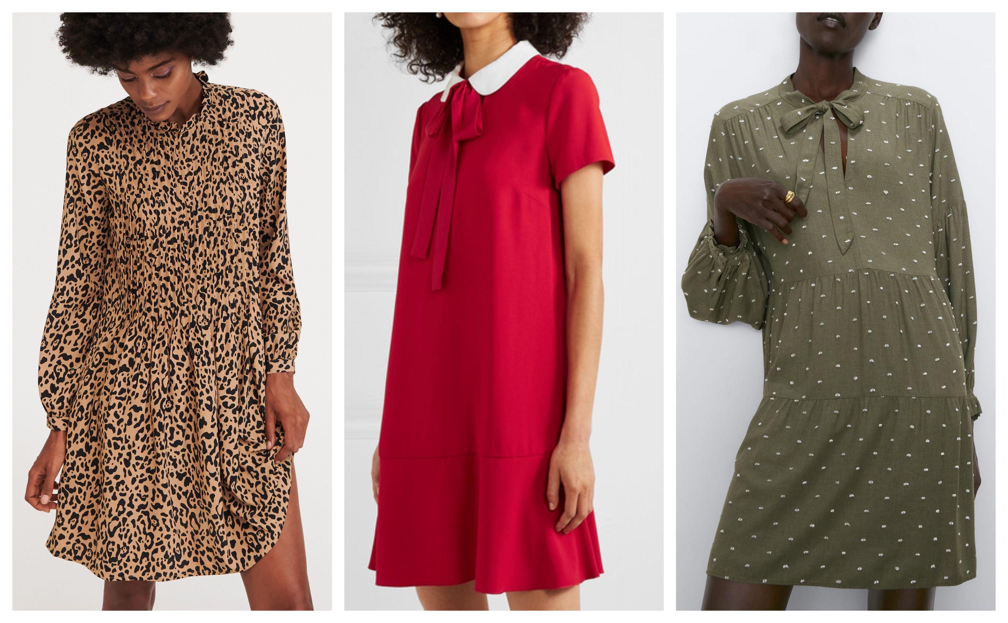 Vrijeme je za visoke čizme i kratke haljinice! Izabrali smo 15 naljepših mini haljina za svaki dan