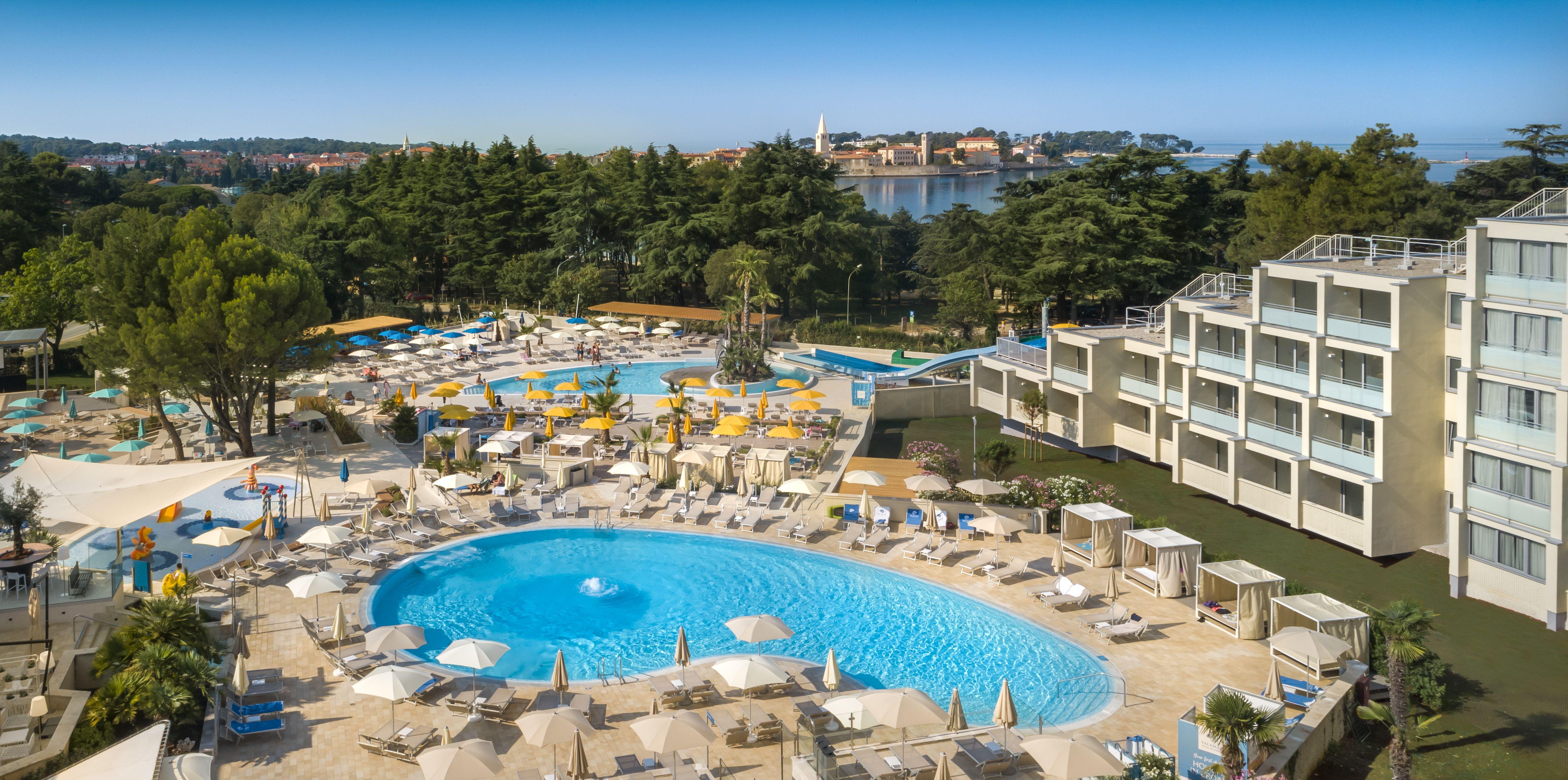 Obiteljska oaza uz more u Poreču: Valamar Parentino Hotel