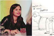 Omiljena splitska ilustratorica otkrila kako su nastali ONI s karikatura koje toliko volimo i što rade u doba korone