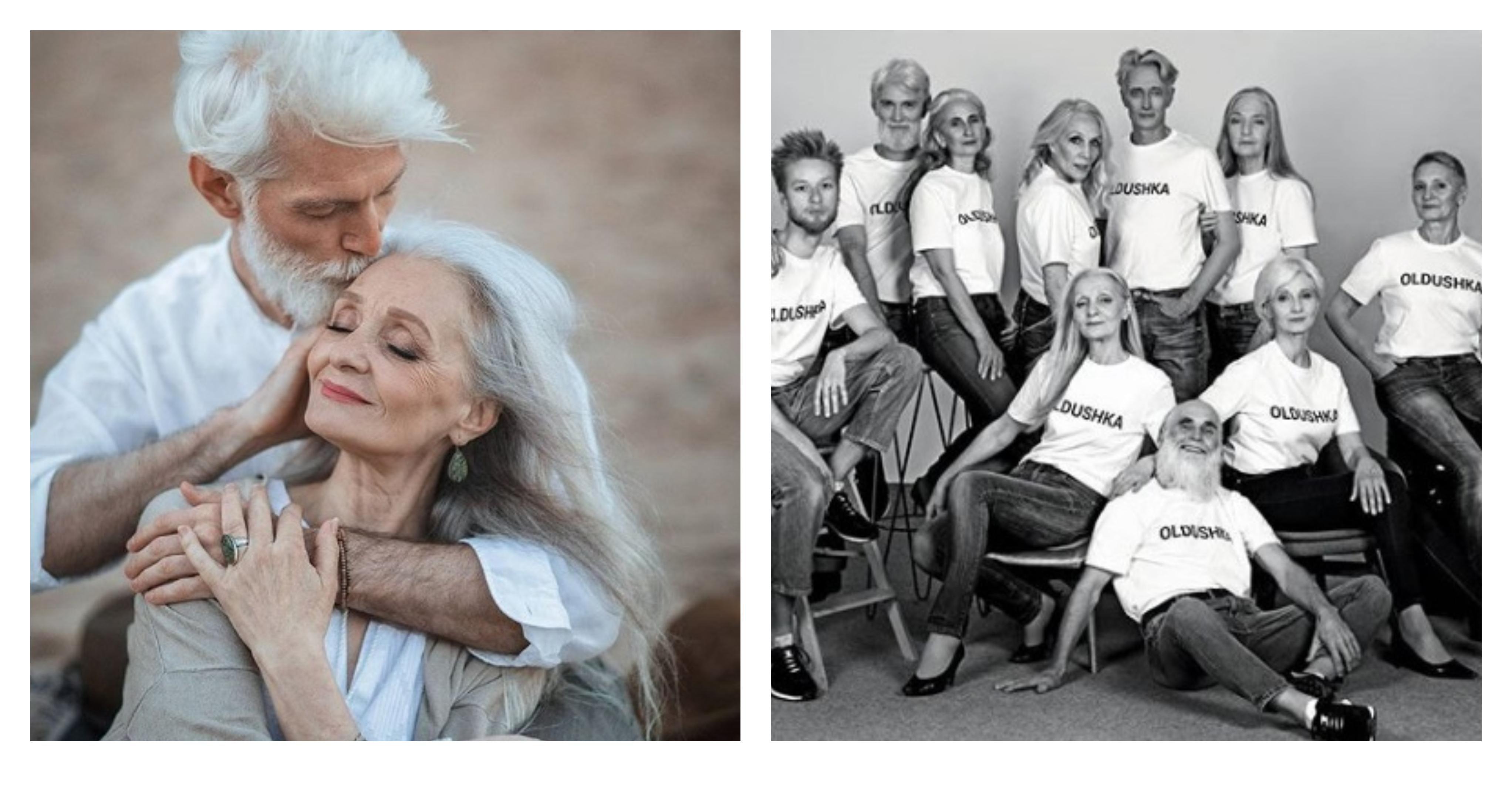Ova modna agencija zapošljava isključivo modele iznad 45 godina - oni izgledaju nevjerojatno dobro!
