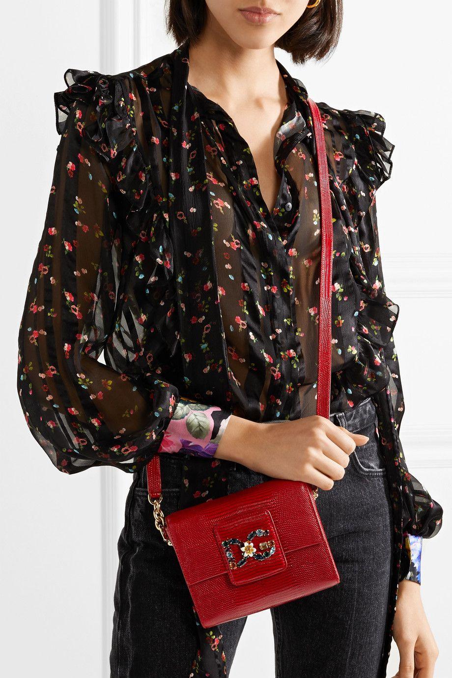 Blagdansko raspoloženje preselilo se na torbice: Najljepši crveni modeli