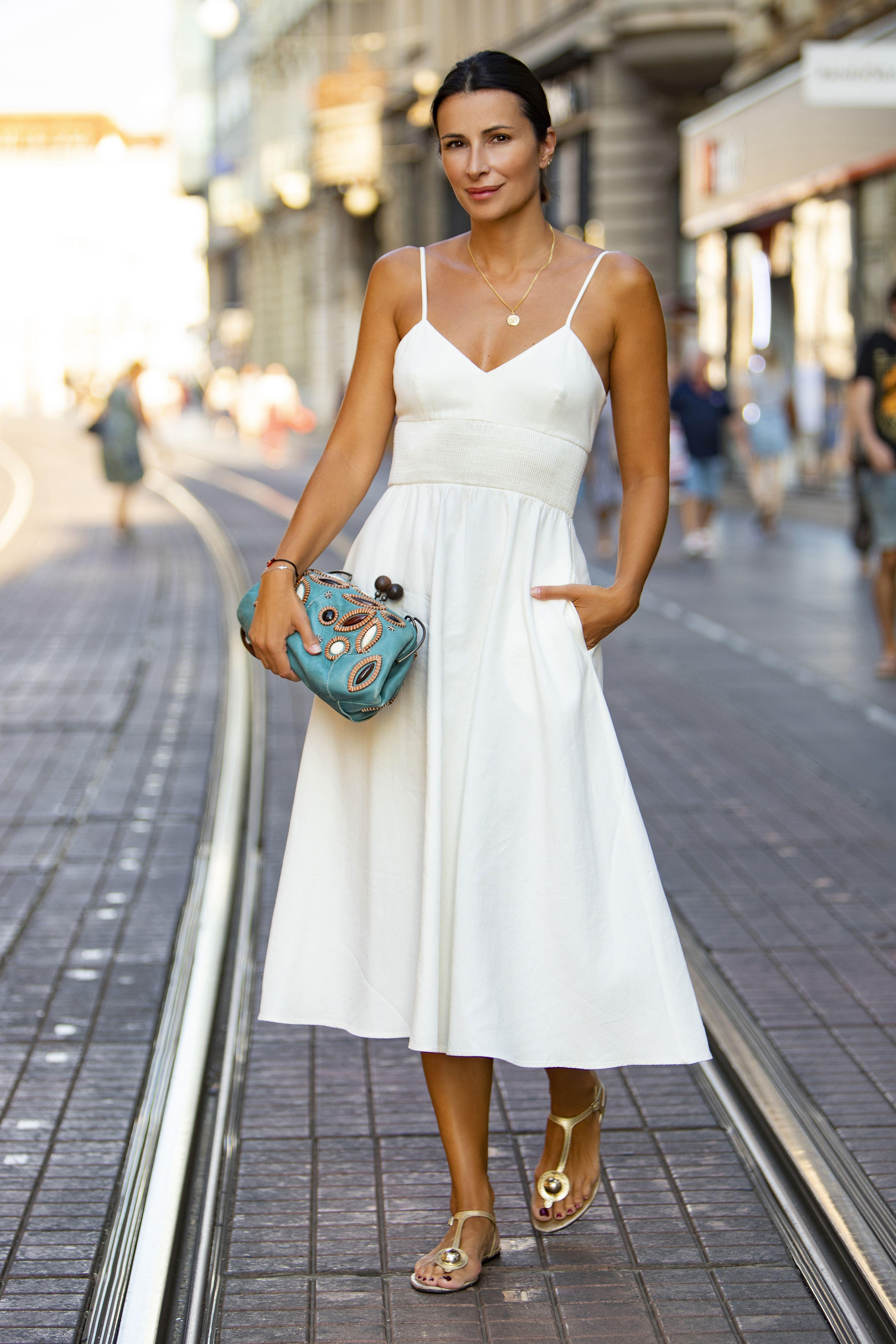 Iris Androšević Pinjuh: 'Išla sam u banku platiti kredit, pa sam se sredila da se bolje osjećam'