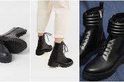 Jesen i zima u znaku military čizme: Izabrali smo modele od 299,90 kn koje super izgledaju u kombinaciji s hlačama i haljinama
