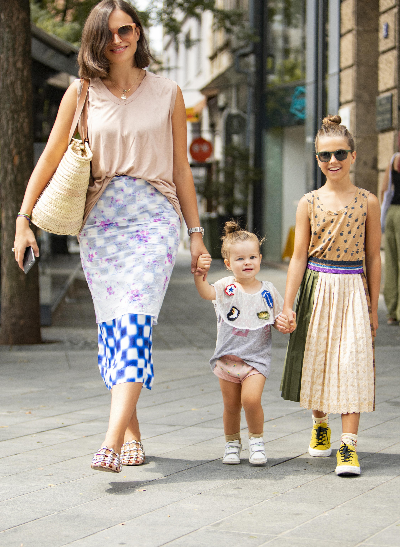 Ljupka Gojić Mikić i kćerkice: Uvijek smo sređene, ali ne trošimo puno vremena na to