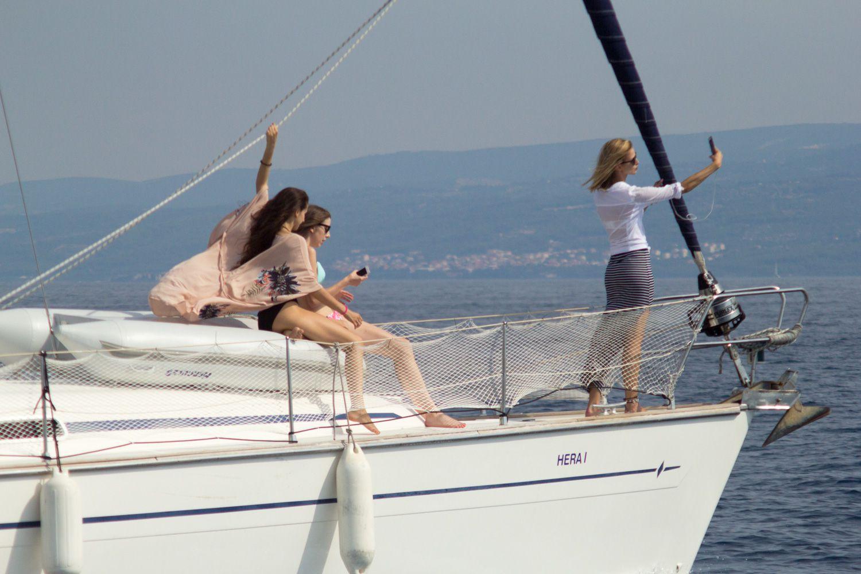 Europske beauty blogerice uživale na hrvatskoj obali