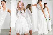 Tko kaže da vjenčanica mora biti skupa? Na popularnom web shopu pronašli smo divne modele do 1600 kuna
