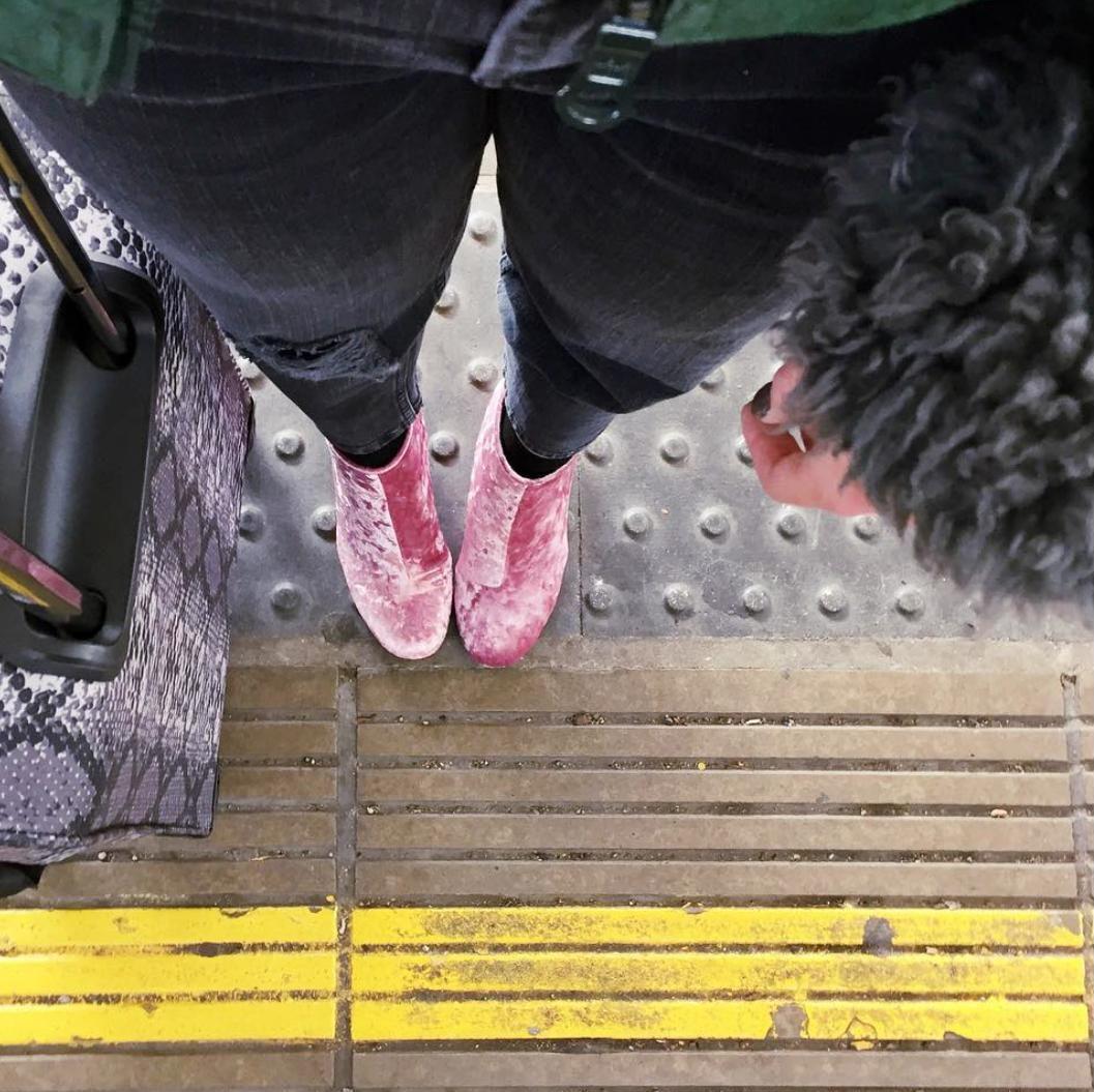 Trend plišanih cipela