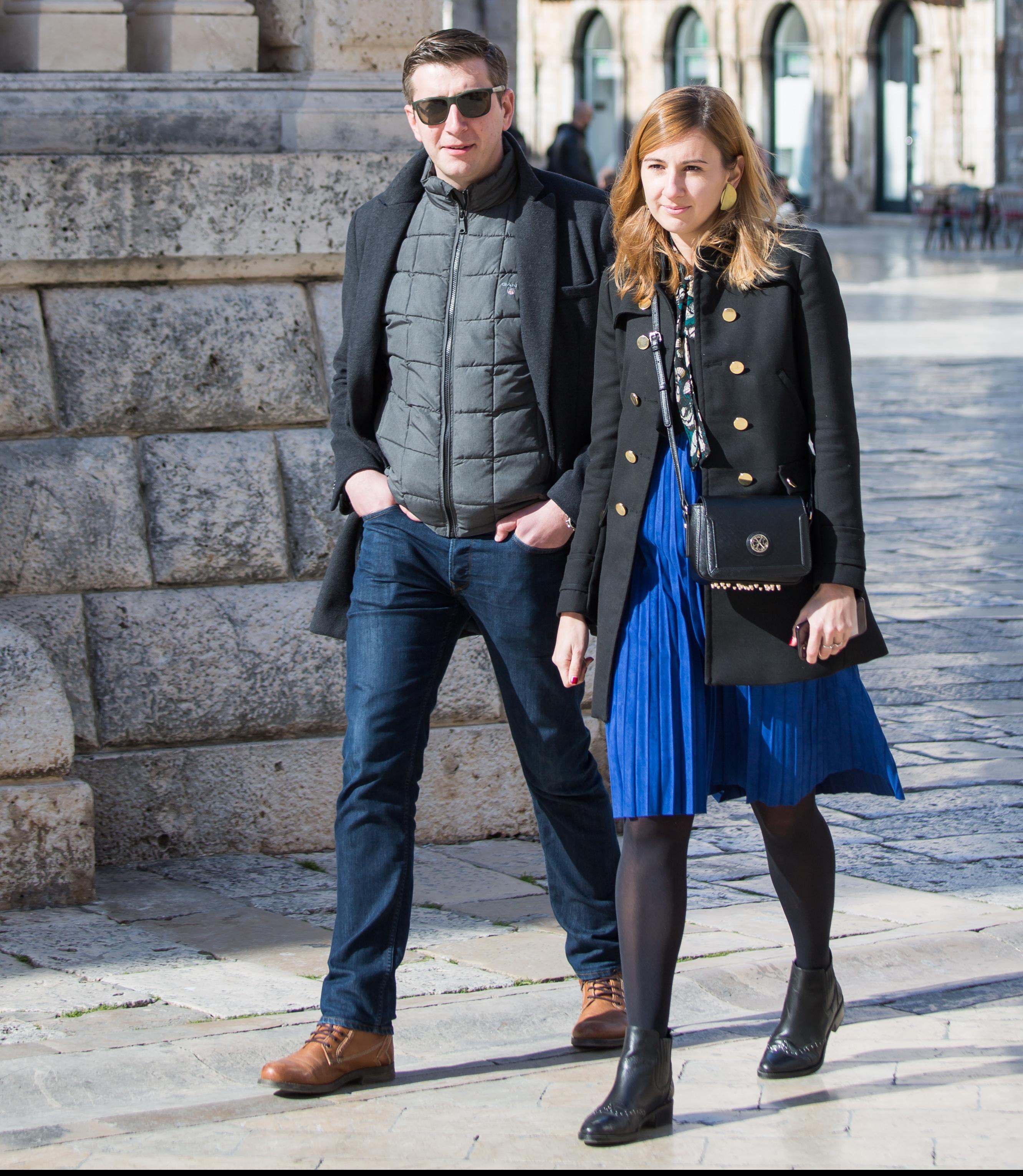 Udvoje je uvijek ljepše: Pogledajte stylish parove koji su prošetali Stradunom