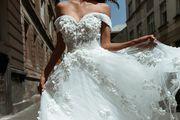 Neodoljive vjenčanice plijenile su pažnju na ulicama Zagreba