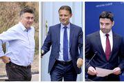 """Kolinda, Plenković, Jandroković i Bernardić prošli """"make-overe"""": Pogledajte kako se mijenjao njihov izgled"""