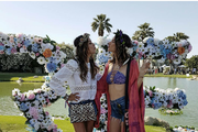 Hit frizure Coachella festivala