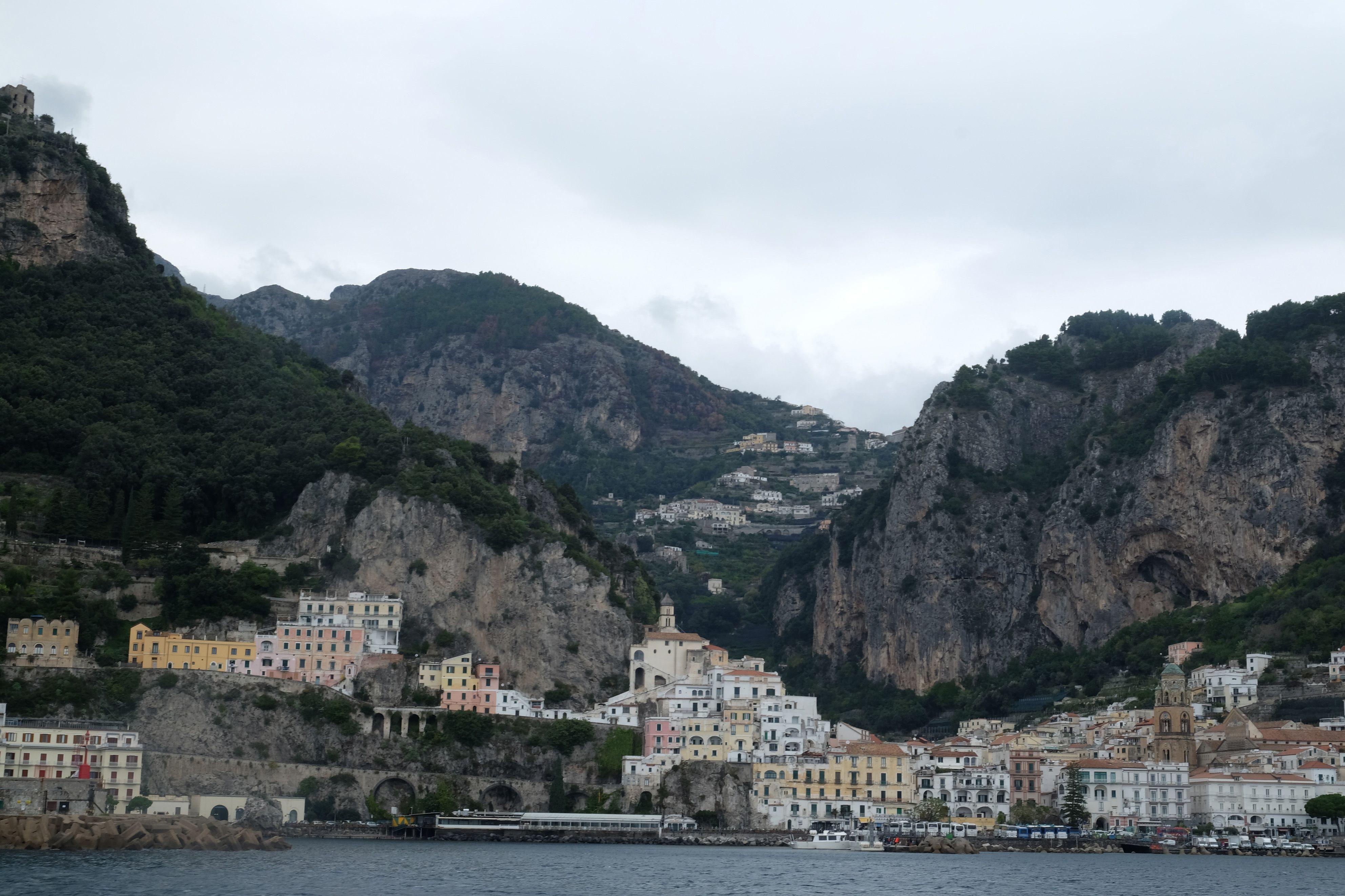 Costiera Amalfitana- samozatajni mirisi mediteranske obale