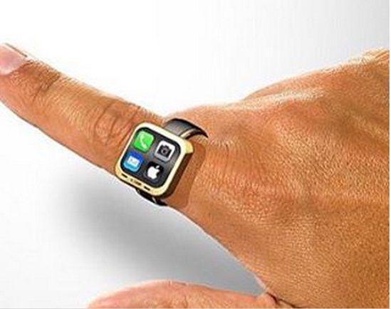 Appleov novi pametni prsten
