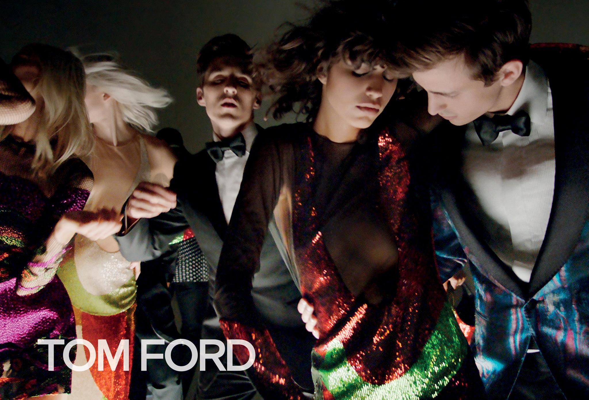 Tom Ford za proljeće/ljeto 2016