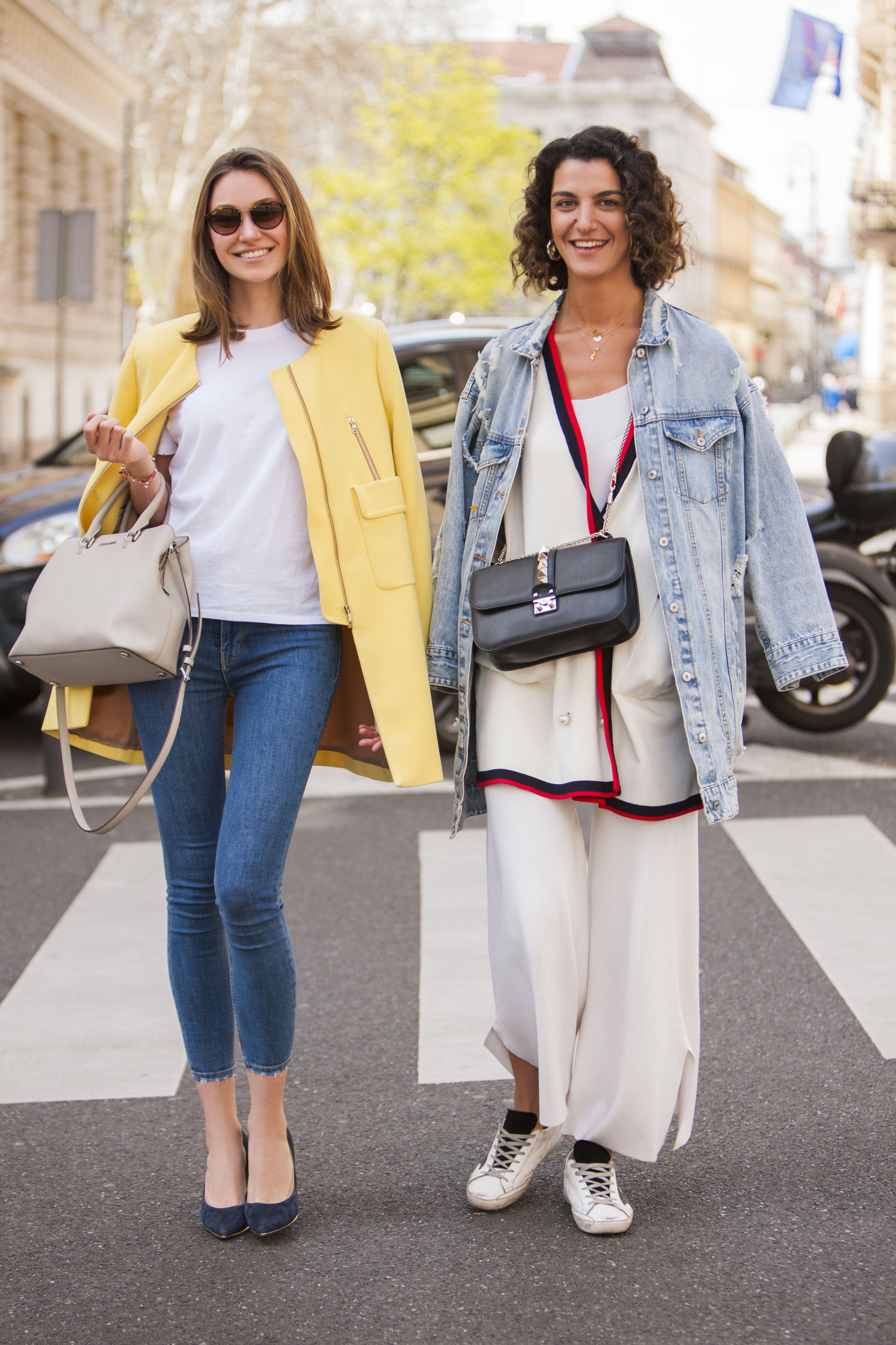 Ovaj stylish duo pokazat će vam kako se srediti za sastanak