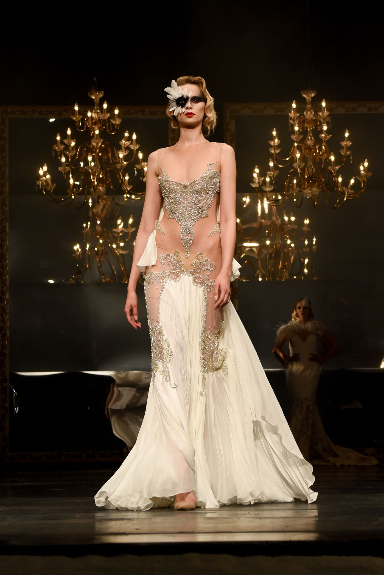 """Na pozornici """"Diva Fashion Balleta"""""""