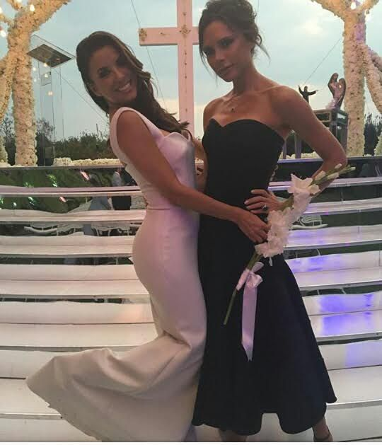 Udala se Eva Longoria!