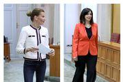 Sabina Glasovac i Blaženka Divjak su najstylish dame u Saboru: Koja ima bolji outfit?