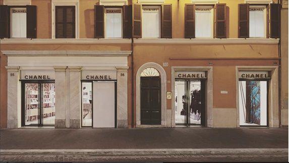 Chanel otvorio pop-up butik u Rimu