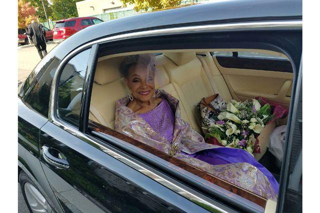 Morate vidjeti ovu 86-godišnju mladenku s najljepšom ljubavnom pričom ikada!