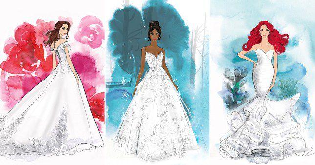 Disney predstavio kolekciju vjenčanih haljina nastalih prema omiljenim princezama