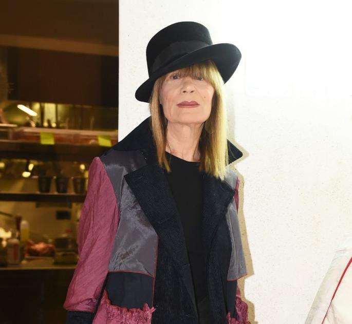 Đurđa Tedeschi stvarno je ikona stila! I u jesenskim kombinacijama blista od glave do pete